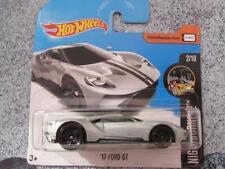 Hot Wheels 2017 #211/365 2017 FORD GT silver HW Nightburnez