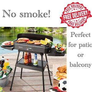 Barbecue BBQ For Balcony Patio Smokeless