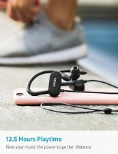 Anker SoundBuds Curve Wireless Bluetooth Noise Cancellation Earphones Waterproof