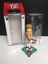 Bryce Harper CARICATURE Washington Nationals Limited Edition MLB Bobblehead