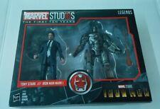Marvel Legends Series Marvel Studios First 10 Years Tony Stark Iron Man Mark 1