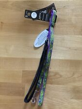"""Lupine 1/2"""" Big Easy  4 foot Dog Leash With Padded Handle"""