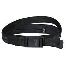 "8001751 Jack Wolfskin Cintura ""secret Belt"" XT Nero (black) Taglia unica"