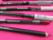 5 PCS L.A Girl Lip Liners Pencil , Forever Red Color GP506 , Lip Make Up