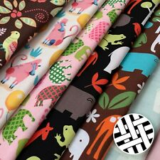 Printed Cotton Fabric - Sold by the Meter