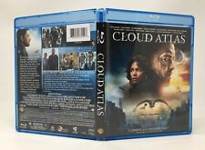 Cloud Atlas (Blu-ray Disc, 2013, 2-Disc Set) with Slipcover