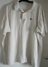 Men's Genuine Lacoste Short Sleeved Polo Shirt Size 7