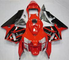 Red&Black Fairing Kit for Honda CBR600RR 2003 2004 F5 ABS Injection Bodywork