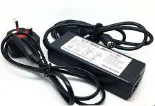 12v Netgear Ready NAS 104 4 pin Desktop mains power supply adapter include uk le