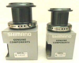 Shimano Baitrunner XTA Spare Spools - Choose Medium or Big XTA Long Cast