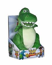 """OFFICIAL BRAND NEW 10"""" BOXED TOY STORY 4 T-REX SOFT PLUSH TOY"""