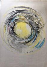 Rolf Retz-Schmidt 1928 - 2006 Arnold Fiedler Schüler Hamburg Komposition 61 x 43