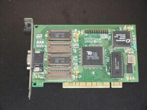 Tseng Labs ET4000/W32P PCI VGA video card