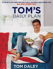 Tom's Daily Plan by Tom Daley BRAND NEW BOOK (Paperback 2016)
