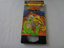 Vintage The Magic School Bus: Blows Its Top VHS Tape