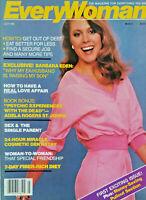 EveryWoman Magazine July 1981 - Sex Single Parent - Psychic Dead - No Label NM