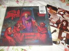 DEATH -SCREAM BLOODY GORE- VERY HARD TO FIND LTD EDITION SPLATTER VINYL LP