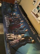 The Crimes Of Grindelwald Cloth Poster HUGE Fantastic Beasts