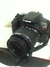 Canon EOS Rebel T6 DSLR Camera 18MP with efs 18-55mm Lenses-free shipping