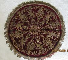 "Antique TURKISH OTTOMAN CENTERPIECE GOLD BULLION FIGURAL 32"" Figural"