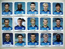 15 Panini Bilder/Sticker Arminia Bielefeld Fußball Bundesliga 2006/07