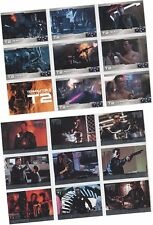 Terminator 2: 25 Years On - 72 Card Basic/Base & 9 Silver Foil Sets (81 Cards)