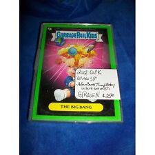 Garbage Pail Kids - 2012 BNS1 GREEN Adam Bomb through history insert set #1-10