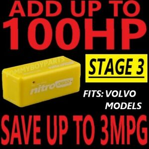 Best Selling VOLVO OBD2 Tuner Performance Chip 1996-2020 SAVE GAS/FUEL