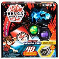 BAKUGAN, Battle Brawlers Starter Set with BAKUGAN Transforming Creatures, Aquos