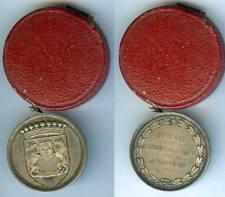 Jeton - LOIR et CHER société sciences et lettres argent (silver) 18 grammes