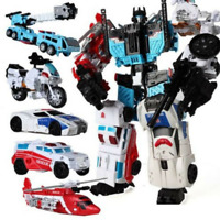 Transformer Defensor Oversized Combiner Wars 5 in 1 Robot Action Figure 30 CM
