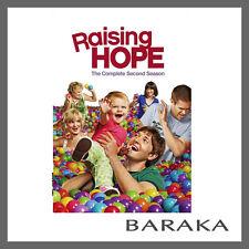 Raising Hope: The Complete Second Season series 2 DVD R4