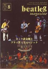 Beatleg Aug/2004 Mag Japan Eric Clapton Keith Richards Chuck Berry on Cover
