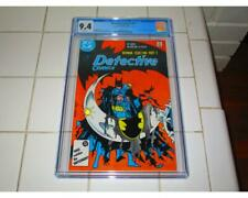 DETECTIVE COMICS #576 CGC 9.4 YEAR 2 PART 2 SIGNED BY TODD MCFARLANE OF 1ST PAGE