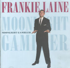 Moonlight Gambler by Frankie Laine (2 CDs, 2005, Recall) UK Import/41 Tracks!