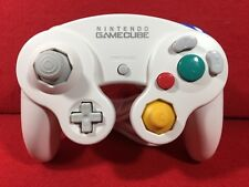 Nintendo Gamecube GC Controller Pad white USED F/S JAPAN