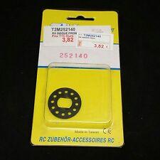 T2M 252140 rc car  rx disque de frein brake disk nitro 1/10