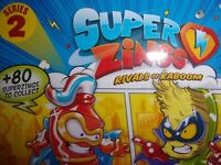 SUPERZINGS SERIE 2, ELIGE TUS FALTAS ACABA LA COLECCION - MAGICBOX