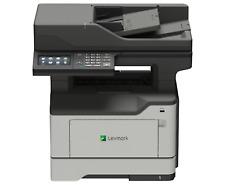 Lexmark Network Ready Print Copy Scan Fax Duplex 44 PPM 1.2 GHz