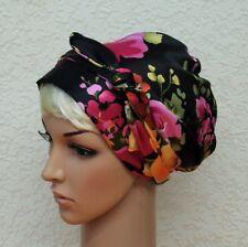 Satin head covering, tichel, satin head scarf, hair wrap, satin head snood
