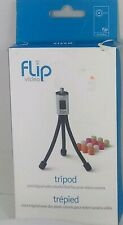 NEW Flip Video Tripod Mini for All Camcorder Models Five Changeable Feet Colors