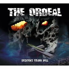The Ordeal - Descent from Hell (2012)  CD  NEW  SPEEDYPOST