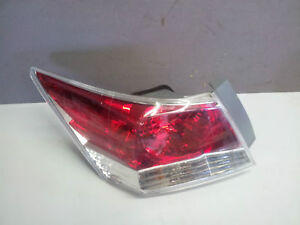 2008-2010 Honda Accord Sedan Driver Side Tail Light