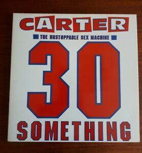 CARTER USM - 30 Something - 1st PRESS VINYL LP 1991 - EXCELLENT Gatefold + Inner