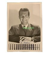 Fred MacMurray - HOLLYWOOD ACTOR (Vintage, Inscribed) signed 5x7  Rare photo
