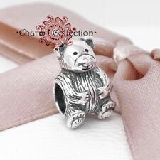 Pandora, S925 Baby Teddy Bear Animal  Bracelet Charm, NEW, 790395