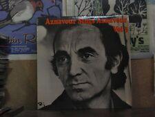 CHARLES AZNAVOUR, SINGS AZNAVOUR VOL 3 - LP 80 472