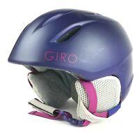 Giro Launch Snow Helmet. Purple. Youth Size XS