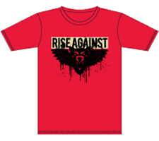 Rise Against-Dripping Bat Wings-X-Large Red T-shirt