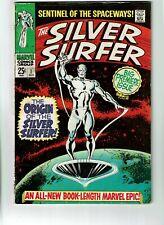 Original Copy Silver Surfer Comic Issue #1 Stan Lee and John Buscema